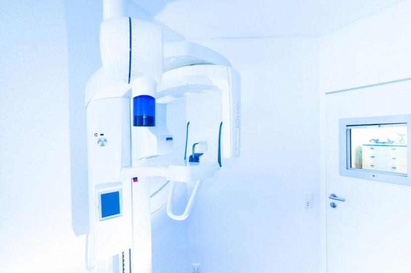 Strahlungsarmes, digitales Röntgen