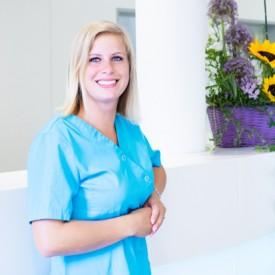 Linda Janssen Zahnmedizinsche Fachangestellte
