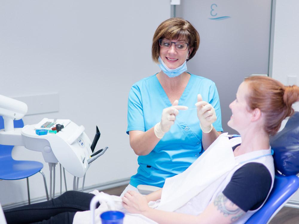 Professionelle Zahnreinigung (PZR)