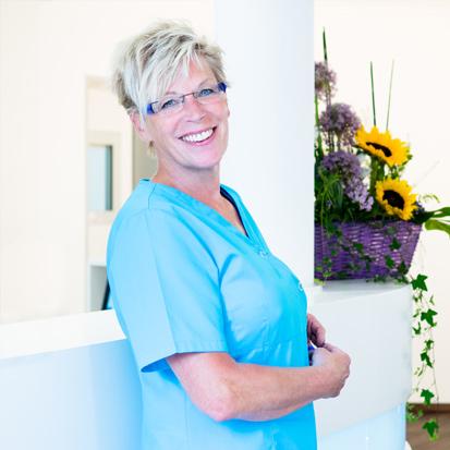 Dagmar Achtermeier Zahnmedizinische Fachangestellte