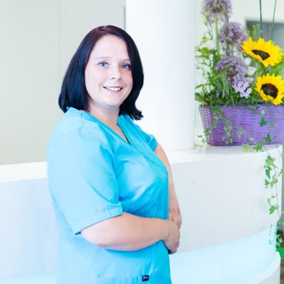 Sandra Scheuerer Zahnmedizinische Fachangestellte