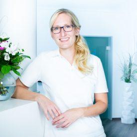 Zahnärztin Frau Müller