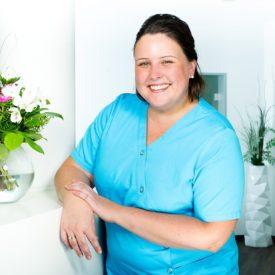 Jessica Kühnau zahnmedizinische Fachangestellte (Assistenz)