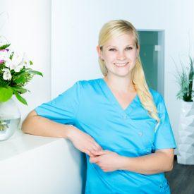 Julia Reith zahnmedizinische Fachangestellte