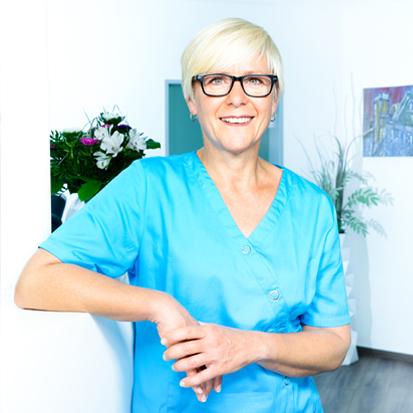 Michaela Maday Zahnmedizinsche Fachangestellte
